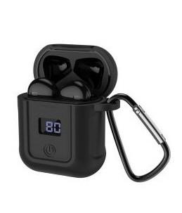 Ecouteurs Bluetooth S11 Noir - HOCO
