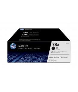 2 Toner 78A Noir - HP