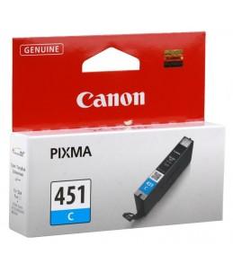 Cartouche 451 Cyan - Canon