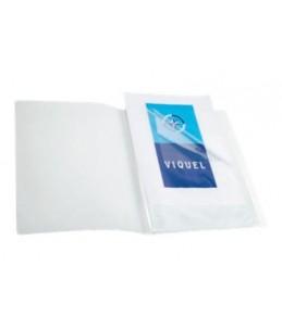 Viquel Propyglass - Porte vues - 40 vues - A3 - translucide