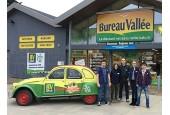 Bureau Vallée Grand Baie
